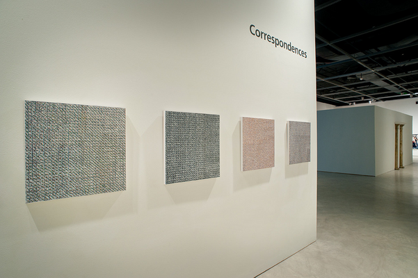 Installation view, photograph by Frank Piccolo