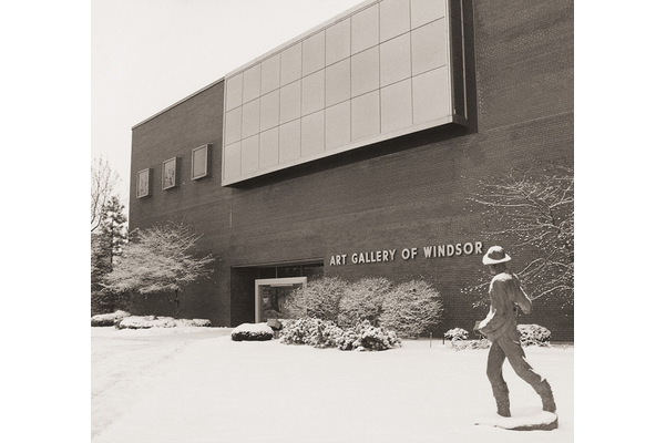 AGW building (1975-93)