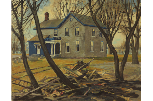 Untitled (Windsor-Essex County and house)