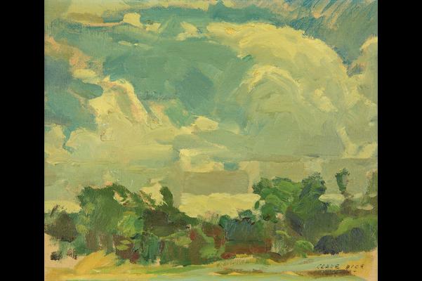 Thunderheads, August Sky