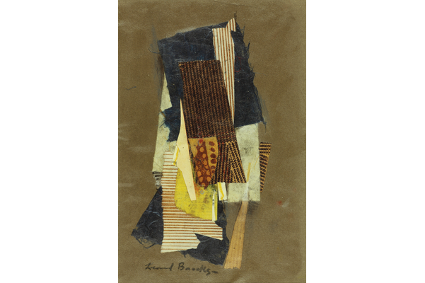 Untitled (Abstract collage)