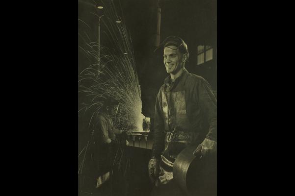 Benoit Dupuis, Wheel Rim Welding, Plant No. 2
