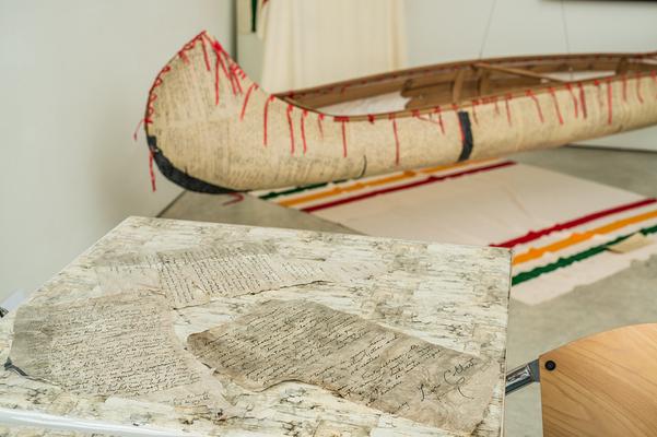 Treaty Canoe