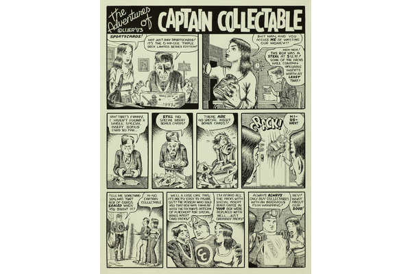 Captain Collectable