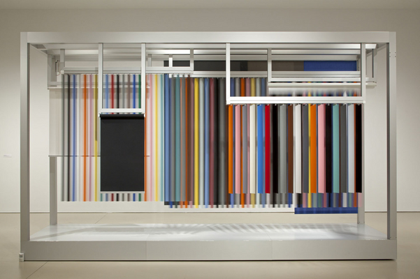 installation view at the Art Gallery of Hamilton, 2013<br>Photograph by Rafael Goldchain