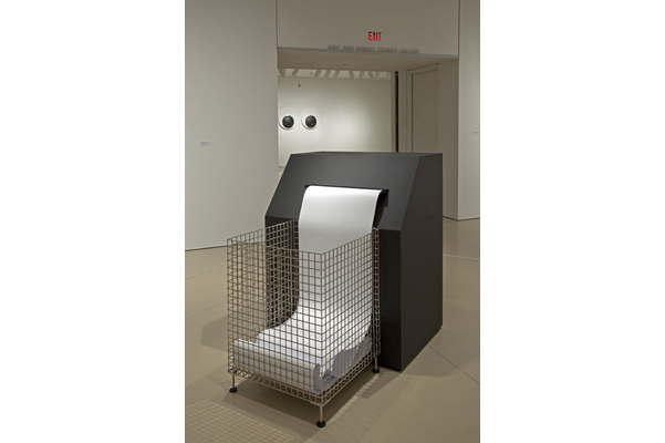 by Jennifer Marman and Daniel Borins<br>Collection of John and Marcy Rosenthal  installation view at the Art Gallery of Hamilton, 2013<br>Photograph by Rafael Goldchain