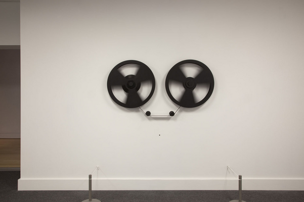 Jennifer Marman and Daniel Borins<br>Collection of John and Marcy Rosenthal installation view at the Art Gallery of Hamilton, 2013<br>Photograph by Rafael Goldchain