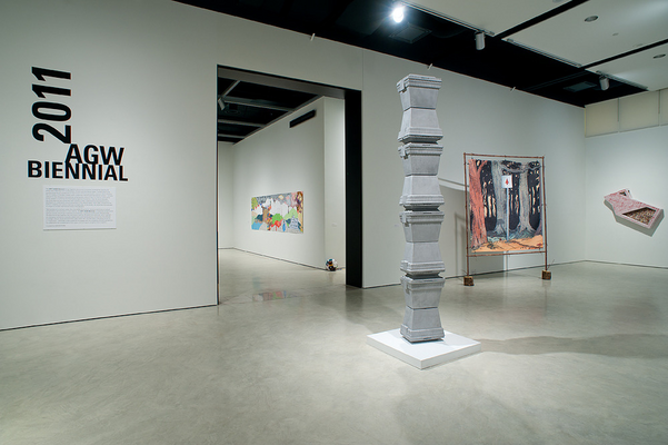 featuring the work of the 2011 Sobey Art Award Nominee Zeke Moores</br>Photograph by Frank Piccolo