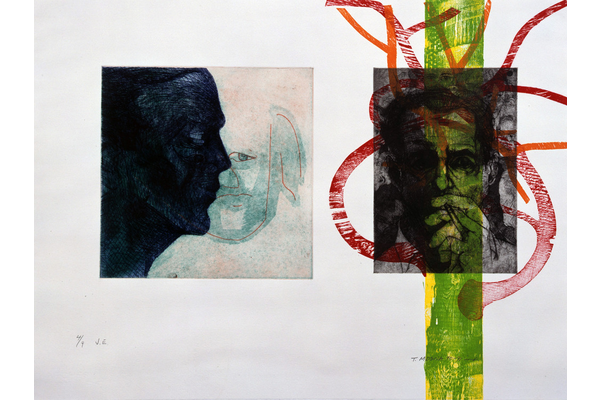 The Artist as Witch Doctor, 1990-1991