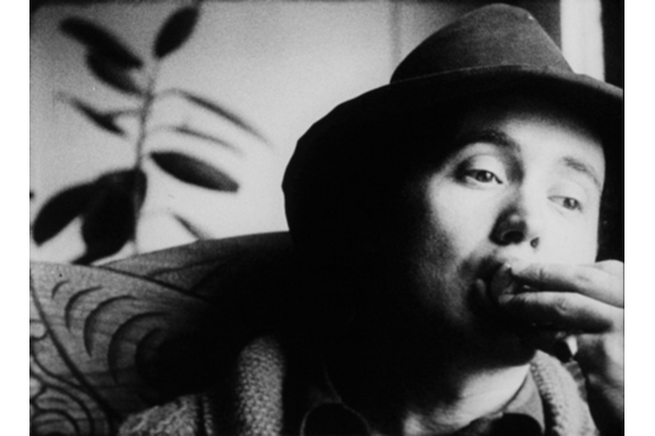 Andy Warhol, Eat, 2015, 1964, 16mm film