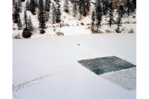 Skating Pond (Yellow Lake BC)