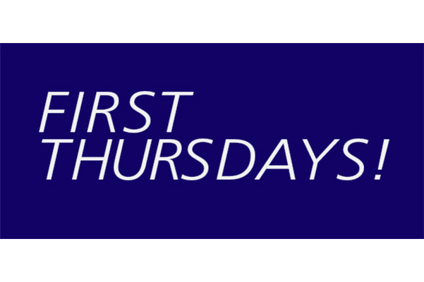 First Thursdays!