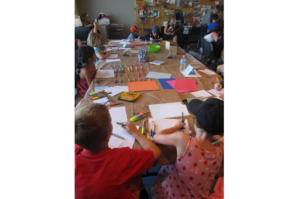 Art and Sports March Break Camp<br>March 11-15, 2019
