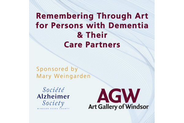 Remembering through Art for Persons with Dementia & Their Care Partners