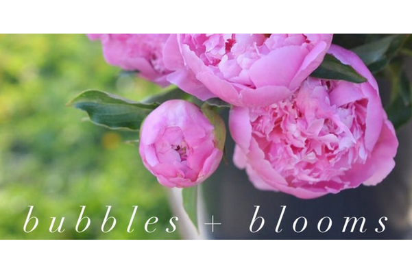 Bubbles and Blooms Workshop & Cheese Board Workshop