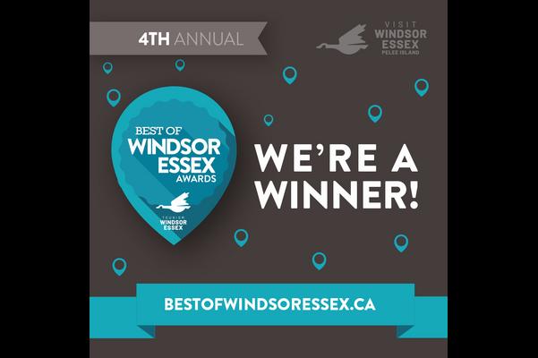 4th Annual Best of Windsor Essex Award