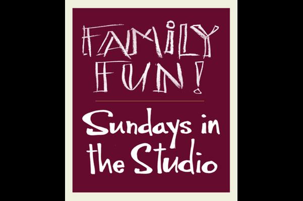 Family Fun Sundays in the Studio