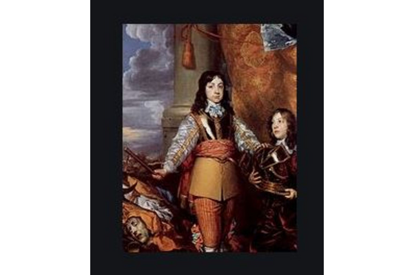 """William Dobson  """"Charles II (1630–1685), King of Scots (1649–1685)"""""""