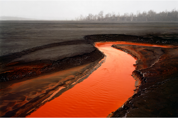 Edward Burtynsky: Anthropocene Emerging