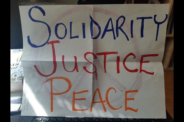 Solidarity - Justice - Peace
