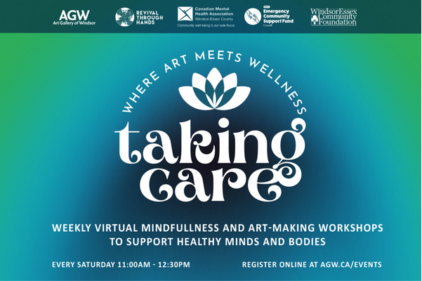 Taking Care: Where Art Meets Wellness 600x400