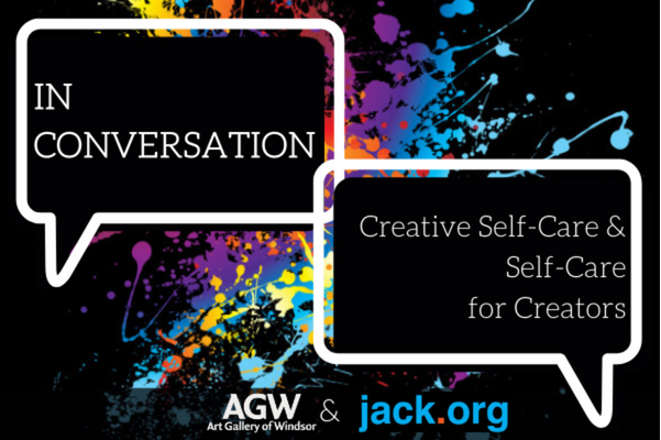 In Conversation Title Image