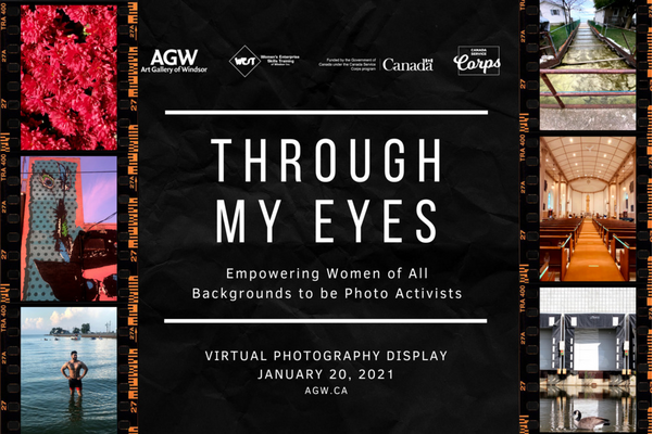 WEST Photography Display Banner