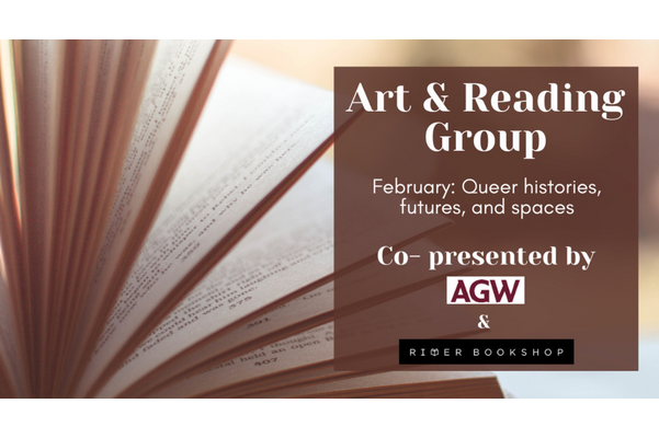 Art & Reading Group February
