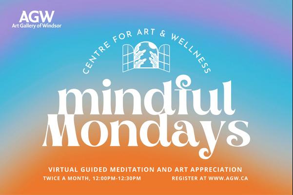 Mindful Mondays - Banner