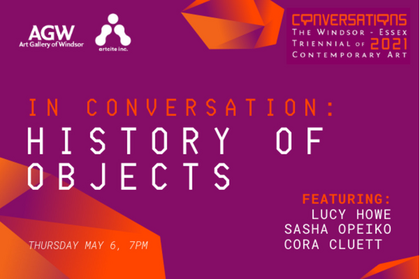 In Conversation: History of Objects