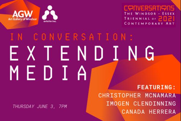 In Conversation: Extending Media