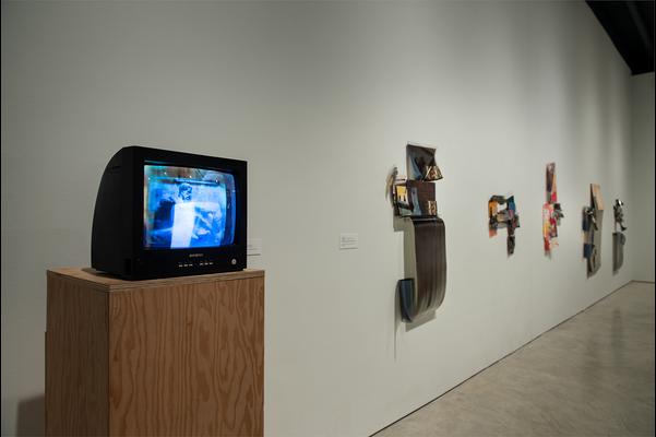 "Sasha Opeiko, ""Incidental Television in Soviet Films"", 2019, digital video, running time: 4:14, looped"