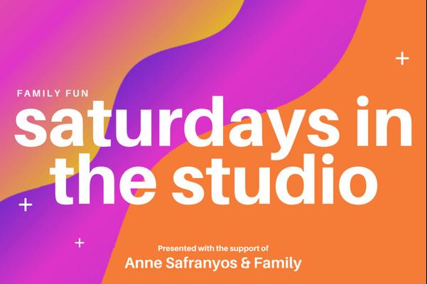 Saturday in the Studio 2021