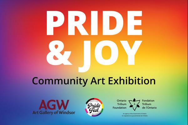 Pride & Joy:<br>Community Art Exhibition