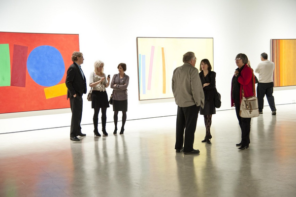Fridays Live! Opening Reception for Winter Exhibitions