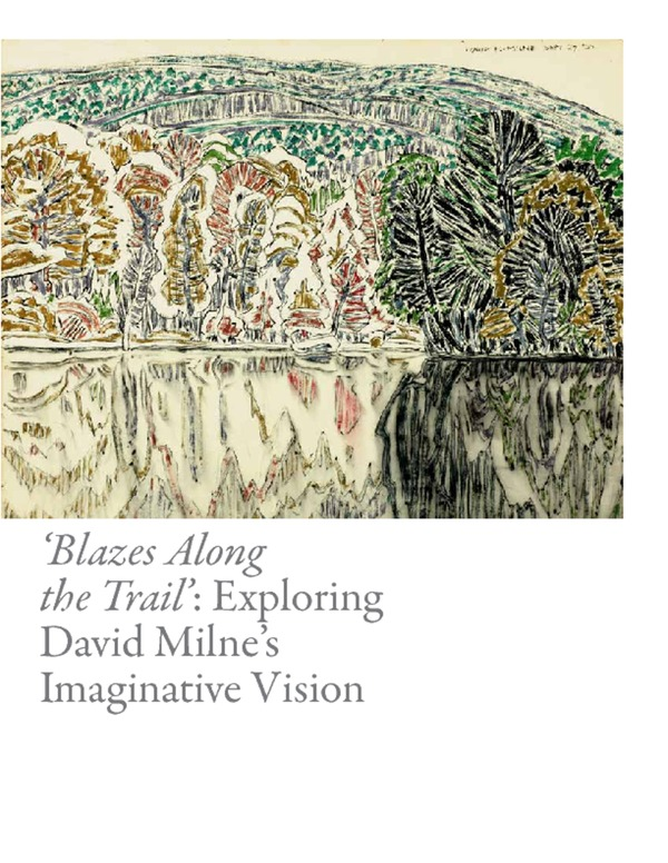 The Imaginative Vision of David Milne