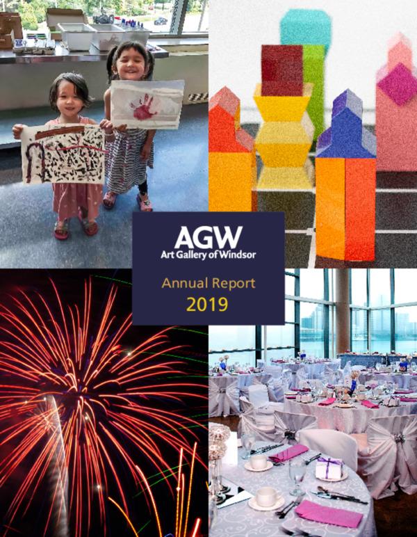 2019 AGW Annual Report