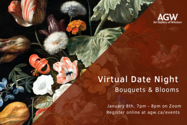 Virtual Date Night: Blooms & Bouquets