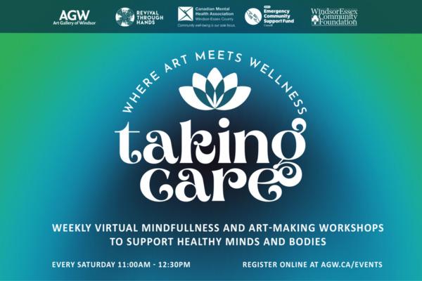 Taking Care: Where Art Meets Wellness 600x400