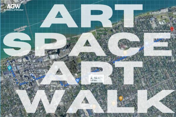 Art Space Art Walk 2021